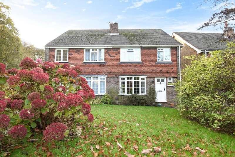 3 Bedrooms Semi Detached House for sale in Tower Street, Heathfield, TN21 8PB