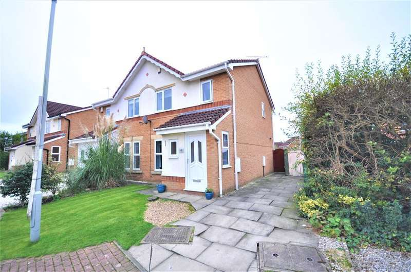 3 Bedrooms Semi Detached House for sale in The Warren, Fulwood, Preston, Lancashire, PR2 9LS