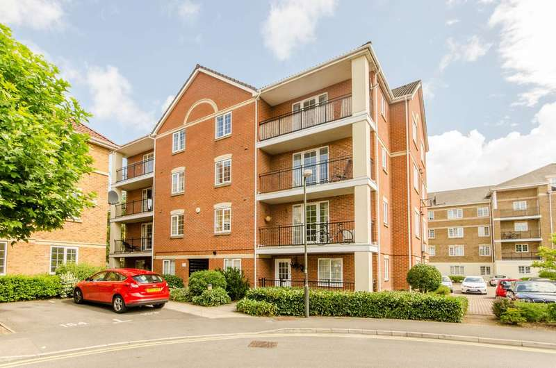 2 Bedrooms Flat for sale in Bewley Street, Wimbledon, SW19