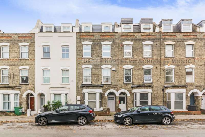 2 Bedrooms Flat for sale in Fonthill Road, Finsbury Park, N4