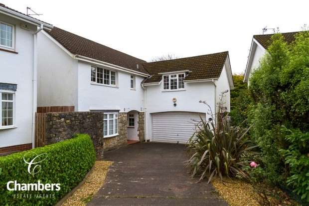 5 Bedrooms Detached House for sale in Tanglewood Close, Lisvane, Cardiff, CF14