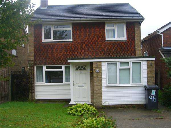 5 Bedrooms Detached House for rent in Salisbury Road, Canterbury