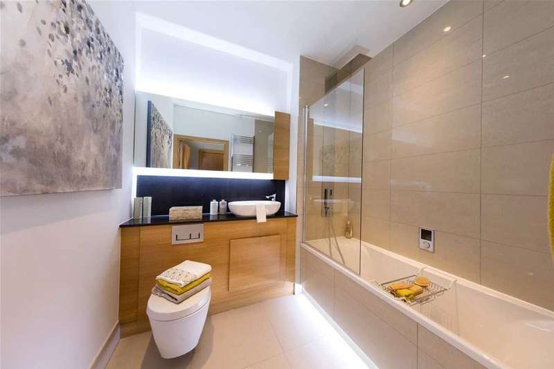 2 Bedrooms Apartment Flat for sale in Precision, Greenwich, London
