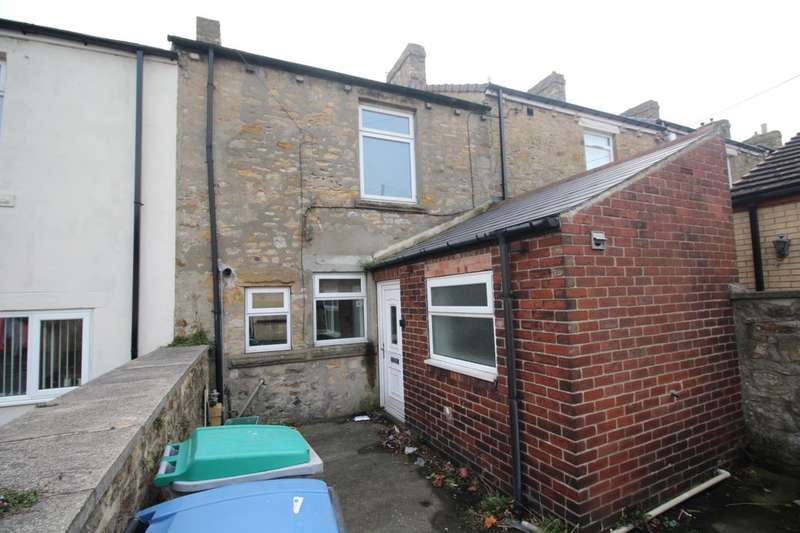 2 Bedrooms Terraced House for sale in Dunn Street, Stanley, DH9