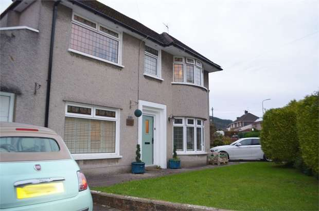 3 Bedrooms Detached House for sale in Danygraig Drive, Talbot Green, Pontyclun, Mid Glamorgan