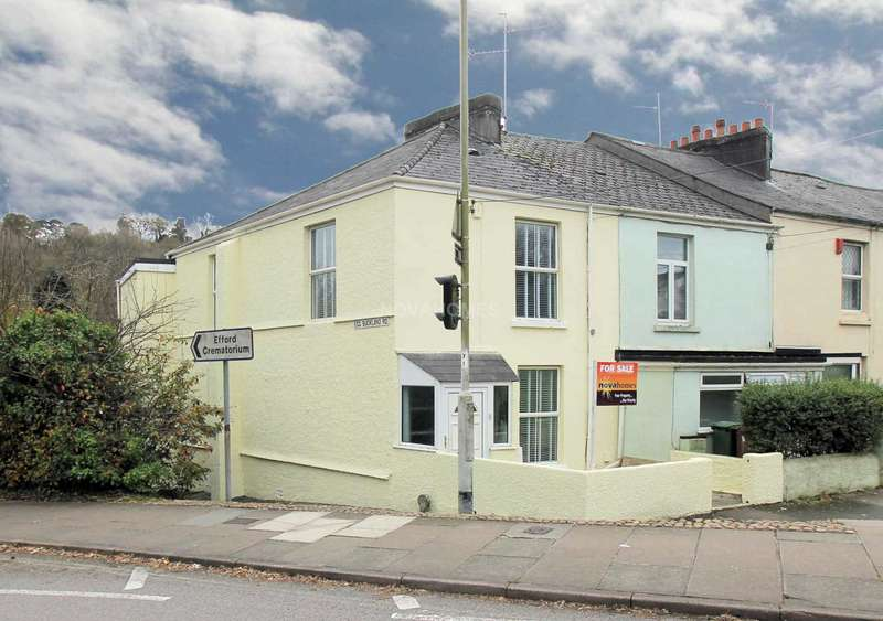 3 Bedrooms End Of Terrace House for sale in Frogmore Ave, Plymouth, PL6 5XH