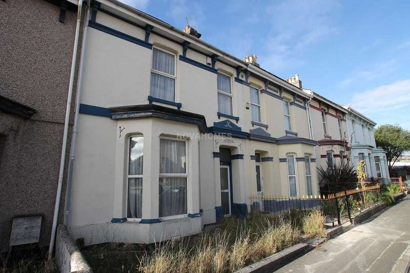 4 Bedrooms Terraced House for sale in St Judes Road, Plymouth