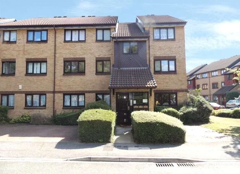 1 Bedroom Apartment Flat for sale in Redgrave Close, Croydon