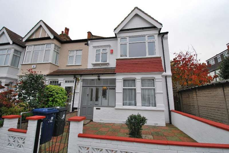 3 Bedrooms End Of Terrace House for sale in Claygate Road, Ealing, London, W13 9XG
