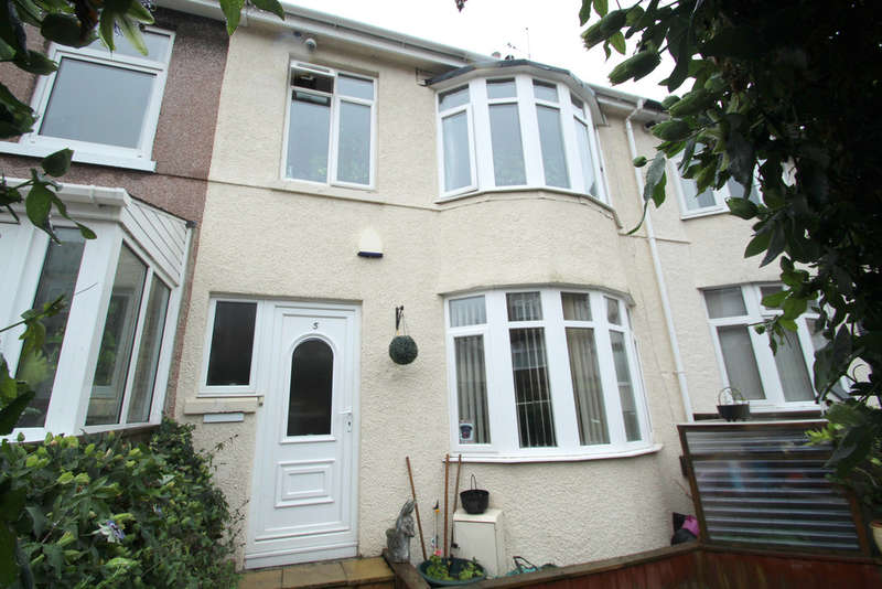3 Bedrooms Terraced House for sale in Lipson, Plymouth