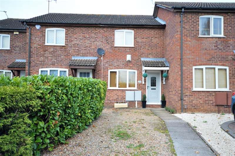 2 Bedrooms Town House for sale in Park Road, Wigston, LE18 4QD