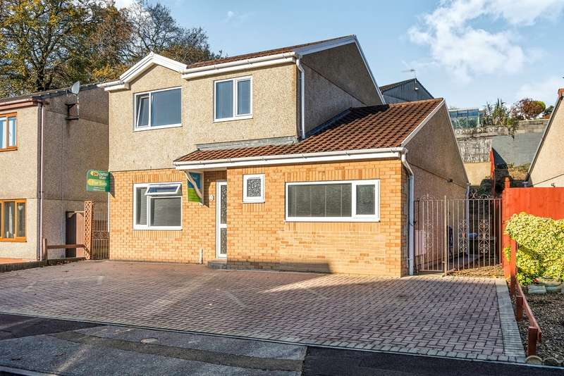 3 Bedrooms Detached House for sale in Stratton Way, Neath Abbey, Neath
