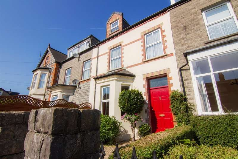 5 Bedrooms Terraced House for sale in Clive Place, Penarth