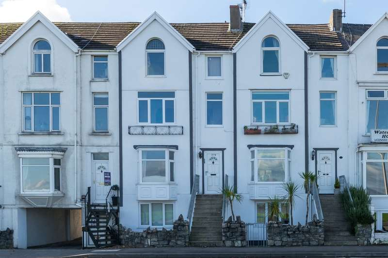 2 Bedrooms Apartment Flat for sale in Mumbles Road, Mumbles, Swansea