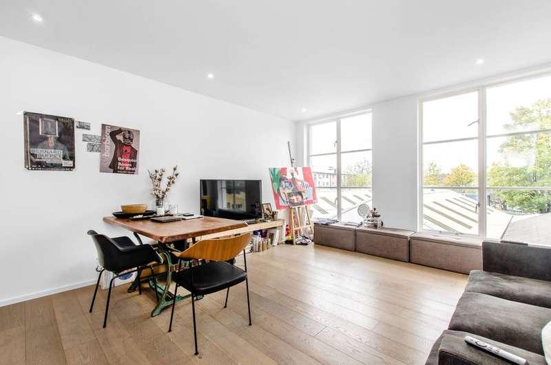 1 Bedroom Flat for sale in Canterbury Road, Kilburn, NW6