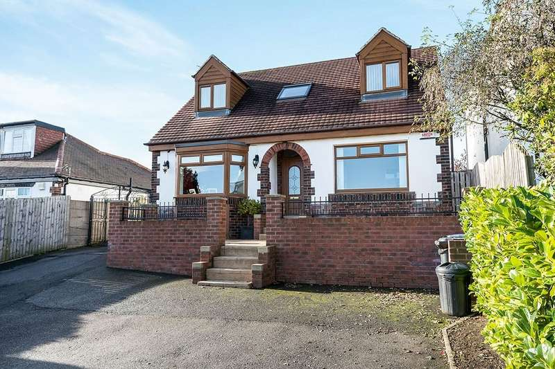 4 Bedrooms Detached House for sale in Halifax Road, Grenoside, Sheffield, S35