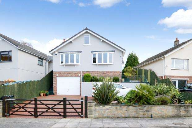 4 Bedrooms Detached Bungalow for sale in Fern Road, Newton Abbot, Devon