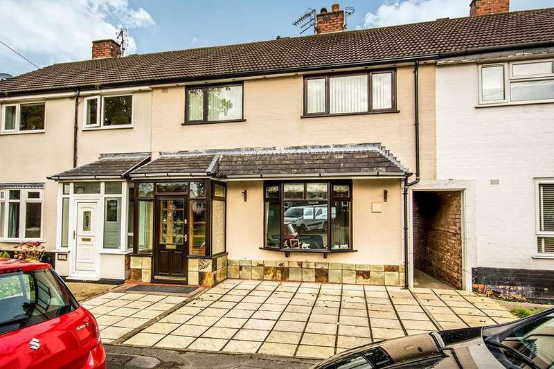 3 Bedrooms Terraced House for sale in Hampson Crescent, Handforth, Wilmslow, SK9