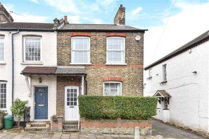 2 Bedrooms End Of Terrace House for sale in White Horse Hill, Chislehurst