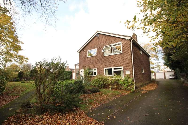 2 Bedrooms Flat for sale in Wellington Road, Timperley, Altrincham, WA15
