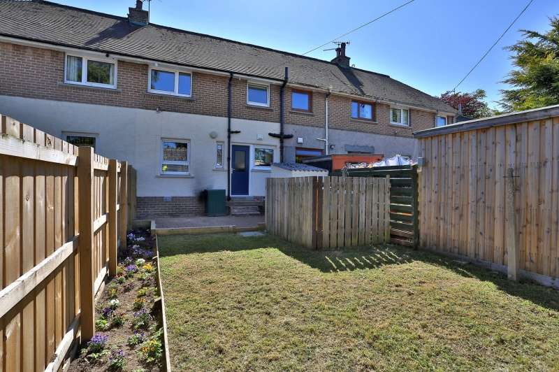 2 Bedrooms Terraced House for sale in Glenwood Cottages, Midmar, Inverurie, Aberdeenshire, AB51 7PQ