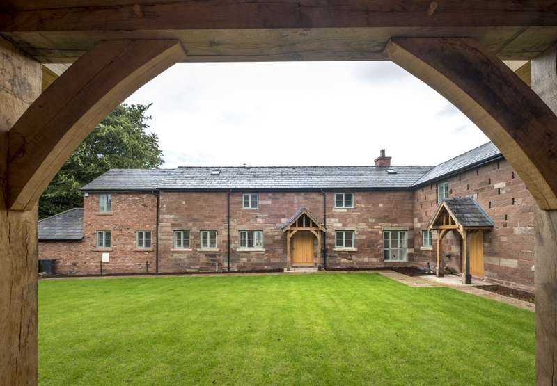 4 Bedrooms House for sale in 4 bedroom Barn Conversion Semi Detached in Delamere