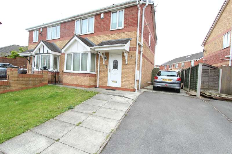 3 Bedrooms Semi Detached House for sale in Unicorn Road, Croxteth, Liverpool