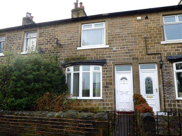 2 Bedrooms Terraced House for sale in East Street, Golcar, Huddersfield