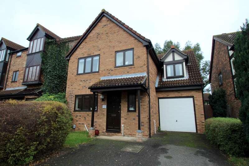 4 Bedrooms Detached House for rent in The Sycamores, Cambridge
