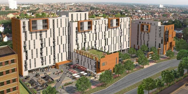 2 Bedrooms Flat for sale in Beaumont Court & Richmond House