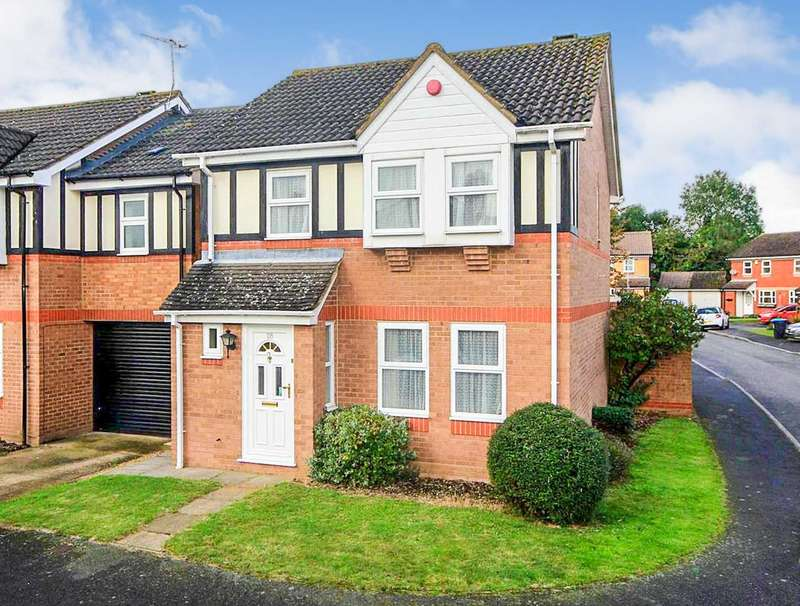 3 Bedrooms Detached House for sale in 3 BED DETACHED with ENSUITE to MASTER BEDROOM, GARAGE and loctaed in this sought after CUL-DE-SAC situation.