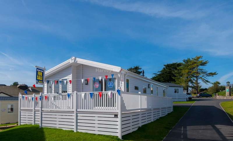 3 Bedrooms Lodge Character Property for sale in Brixham, Devon