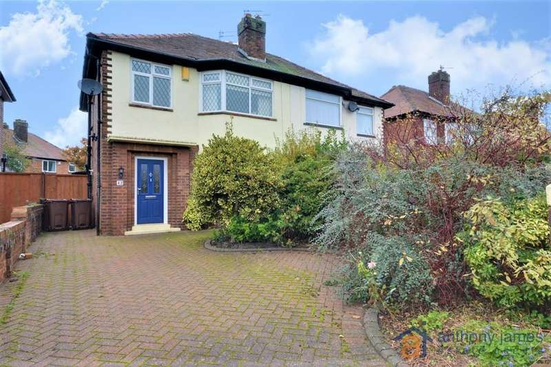 3 Bedrooms House for sale in Heathfield Road, Birkdale, Southport, PR8 3DY