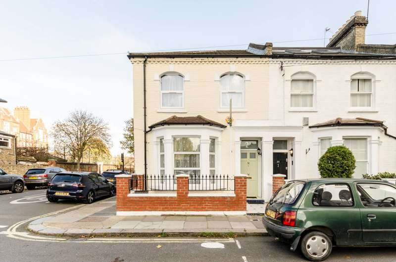 3 Bedrooms House for sale in Pellant Road, Fulham, SW6