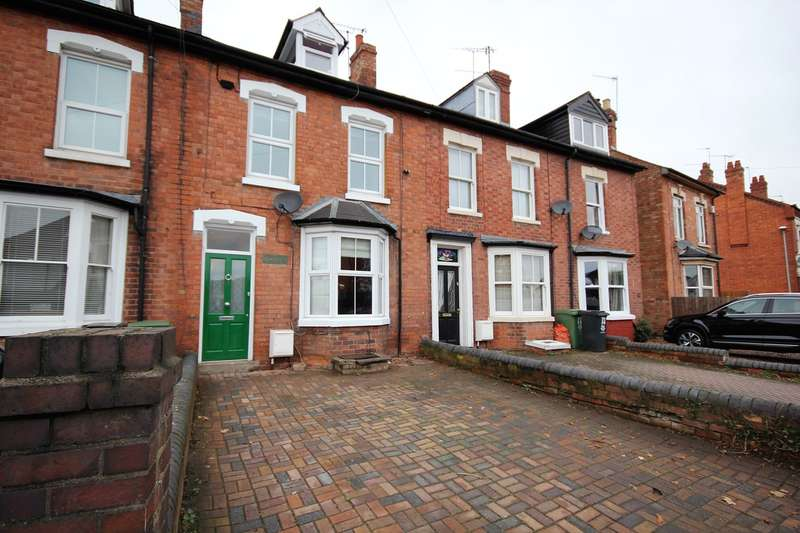 4 Bedrooms Terraced House for sale in Droitwich Road, Barbourne, Worcester, WR3