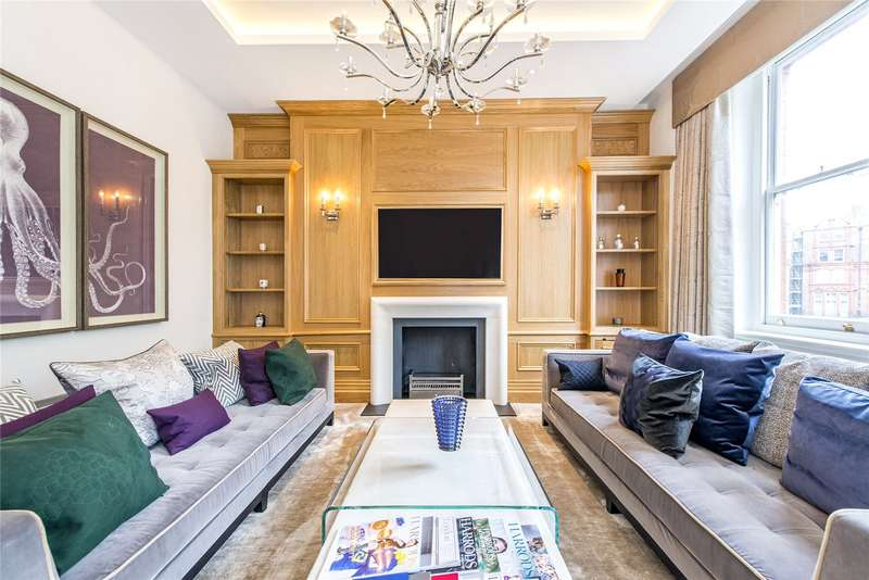 2 Bedrooms Flat for sale in Hans Place, London, SW1X