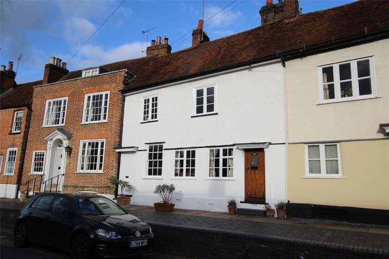 4 Bedrooms Terraced House for sale in Fishpool Street, St. Albans, Hertfordshire, AL3