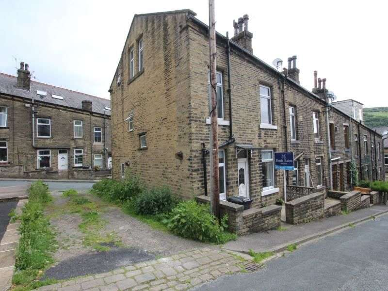 2 Bedrooms Property for sale in Albert Street, Mytholmroyd, Hebden Bridge, HX7