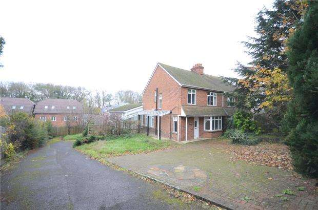 7 Bedrooms Semi Detached House for sale in Lower Henley Road, Caversham, Reading