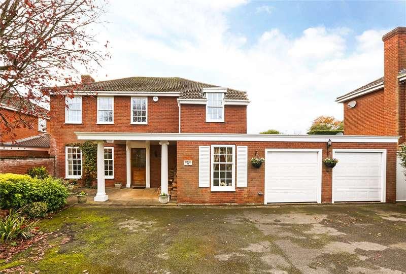 4 Bedrooms Detached House for sale in Ridgeway, Wargrave, Reading, Berkshire, RG10