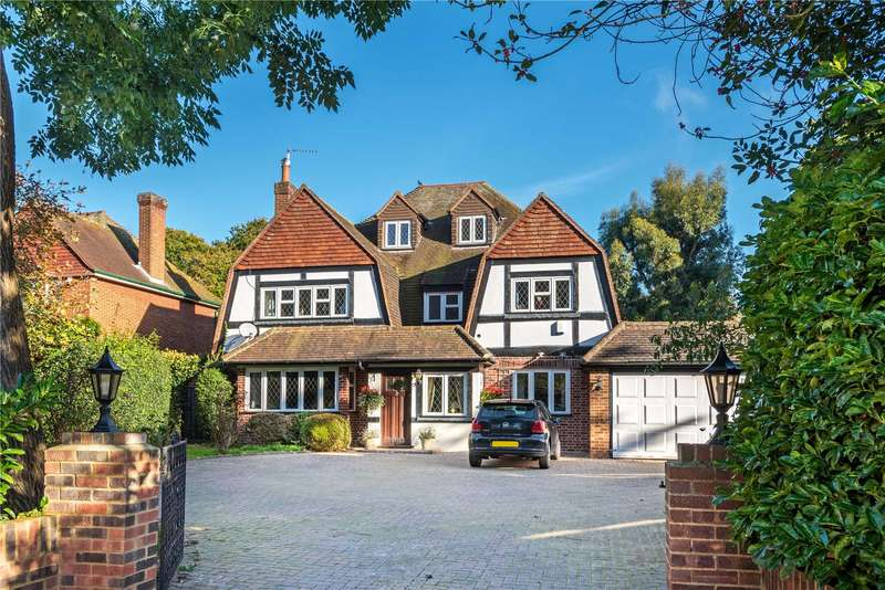 6 Bedrooms Detached House for sale in Tite Hill, Englefield Green, Surrey, TW20