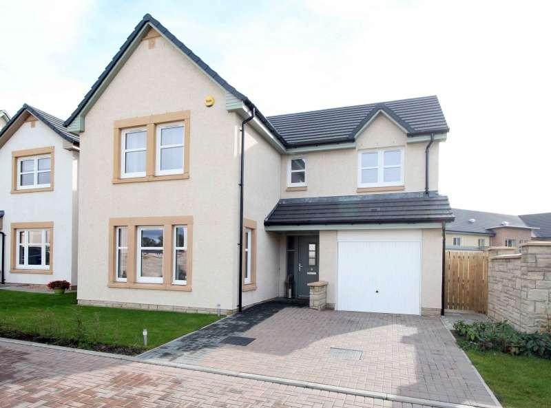 4 Bedrooms Detached Villa House for sale in Canberra Crescent, Kirkcaldy, Fife, KY2 6GE