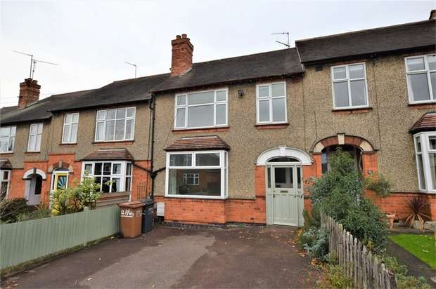 3 Bedrooms Terraced House for sale in 12 Pinewood Road, Spinney Hill, NORTHAMPTON