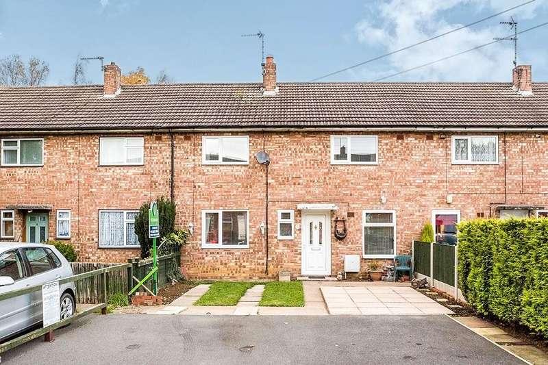 3 Bedrooms Property for sale in Hampden Crescent, Lindholme, Doncaster, DN7