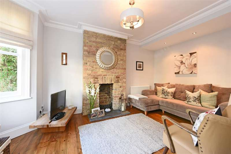 2 Bedrooms Terraced House for sale in Hardy Road, Wimbledon