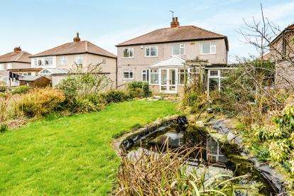 3 Bedrooms Semi Detached House for sale in Goldington Avenue, Oakes, Huddersfield, West Yorkshire