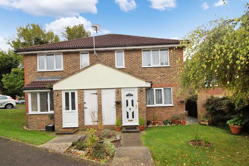1 Bedroom Semi Detached House for sale in Little Mimms, Hemel Hempstead