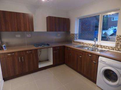 3 Bedrooms Terraced House for sale in Ealingham, Wilnecote, Tamworth, Staffordshire