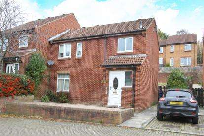 2 Bedrooms Semi Detached House for sale in Carpenter Croft, Sheffield, South Yorkshire