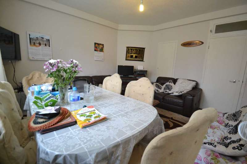 3 Bedrooms Flat for sale in Bentinck House, White City